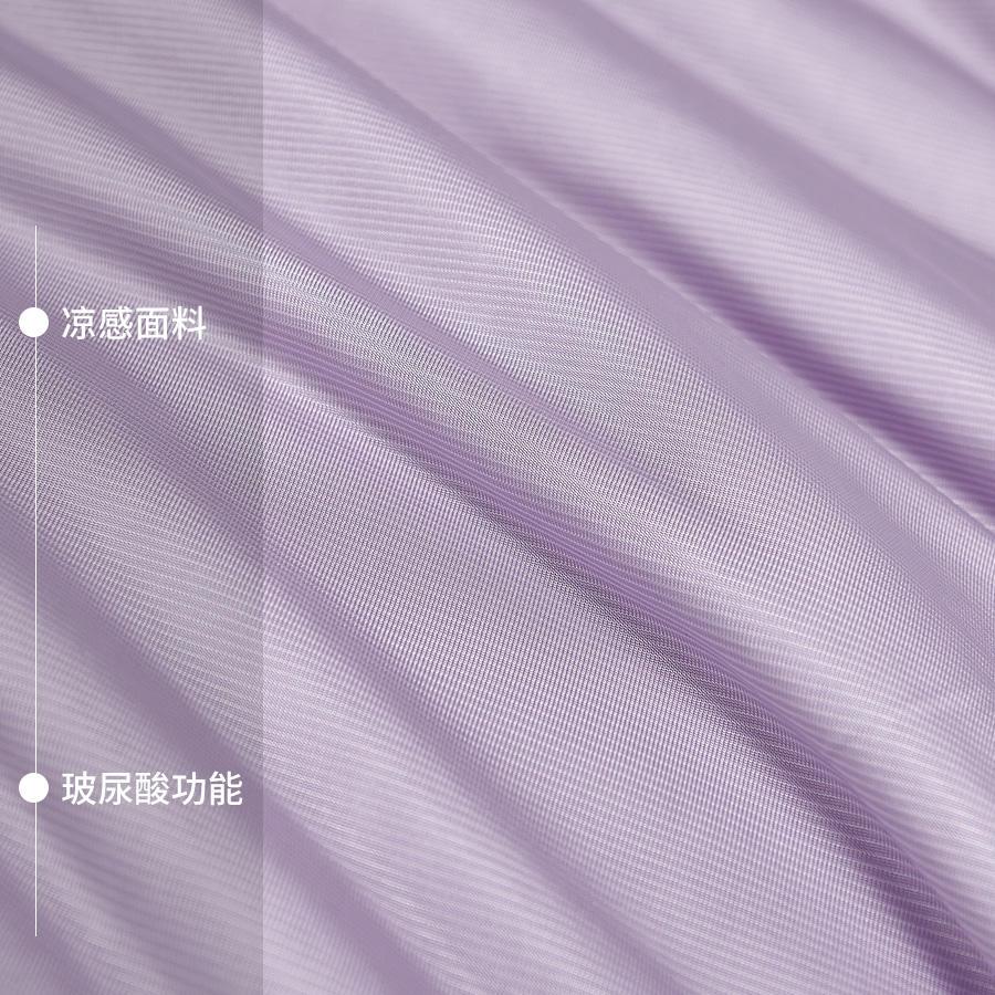 娇兰玻尿酸凉感夏被(紫/绿)