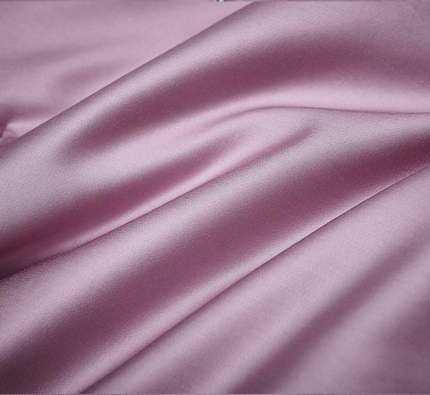 颐和玉颜桑蚕丝冬被、加厚冬被、四季被、加厚四季被-水晶紫/玉茶色