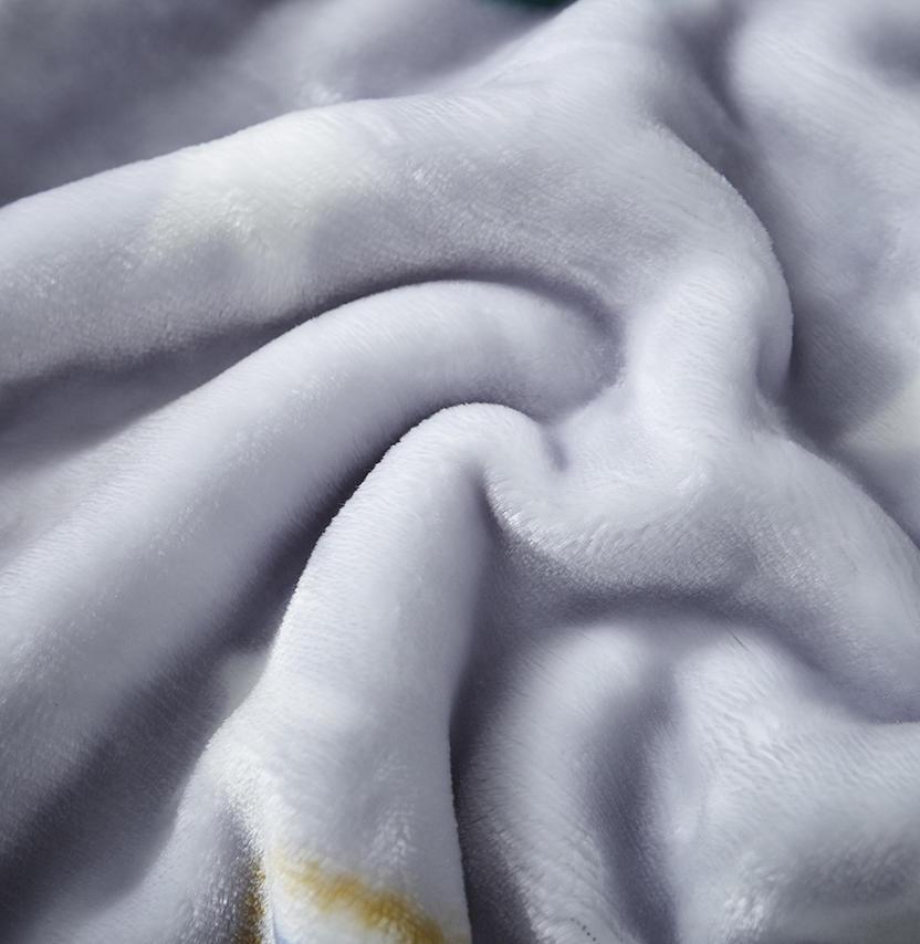 酷卫联盟儿童云毯