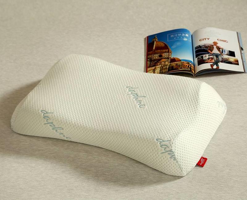 4D凝胶记忆枕